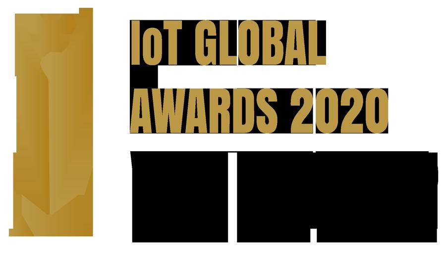 IoT Global Awards winners trophies