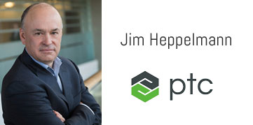 Jim Heppelman, CEO of PTC