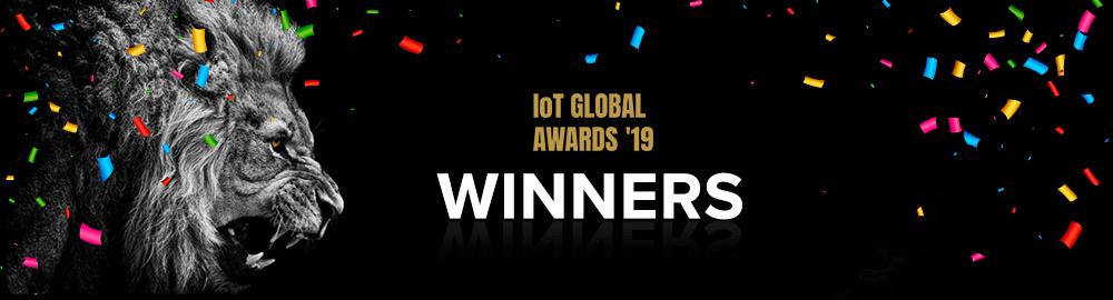 IoT Global Awards winners